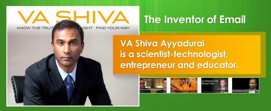 VA Shiva Ayyadurai